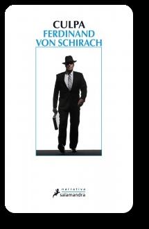 Libro: 'Culpa', de Ferdinand Von Schirach