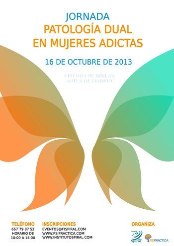 Seminario: Patología Dual en Mujeres Adictas